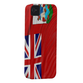 Bandera de la casamata Barely There del iPhone 4/4 Case-Mate iPhone 4 Carcasa