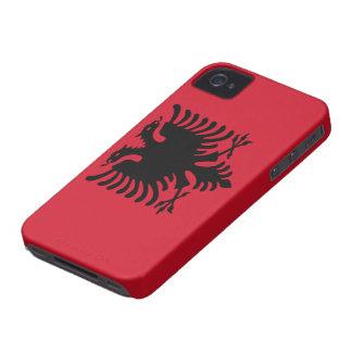 Bandera de la casamata Barely There del iPhone Carcasa Para iPhone 4 De Case-Mate