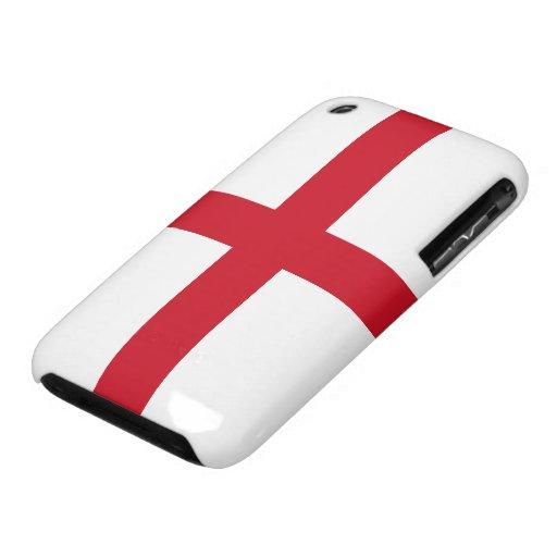 Bandera de la casamata del iPhone 3G/3GS de Inglat iPhone 3 Funda