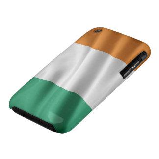 BANDERA de la casamata del iPhone 3G/3GS de IRLAND iPhone 3 Case-Mate Protector