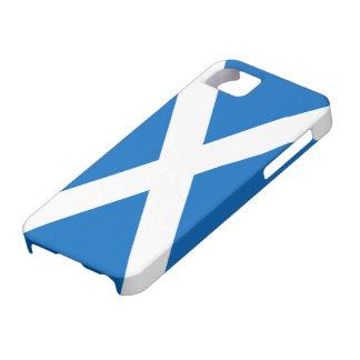 Bandera de la casamata del iPhone 5 de Escocia iPhone 5 Cobertura