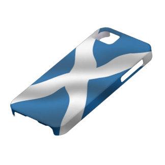 Bandera de la casamata del iPhone 5 de Escocia iPhone 5 Carcasas