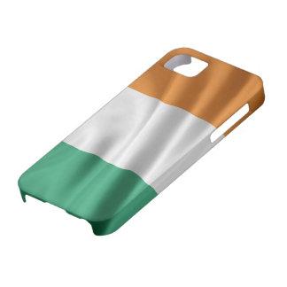 BANDERA de la casamata del iPhone 5 de IRLANDA iPhone 5 Case-Mate Cárcasas