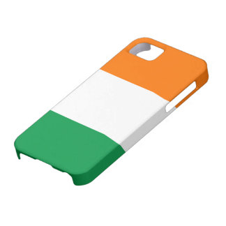Bandera de la casamata del iPhone 5 de Irlanda Funda Para iPhone SE/5/5s