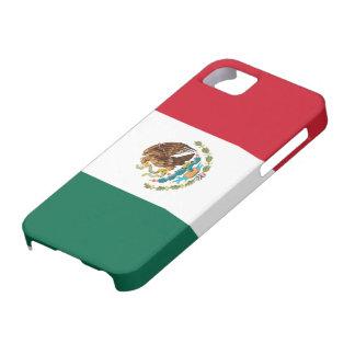 Bandera de la casamata del iPhone 5 de México iPhone 5 Case-Mate Cárcasa