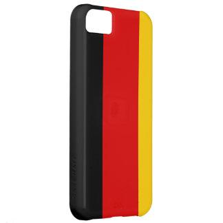 Bandera de la casamata ID™ del iPhone 5 de Alemani Funda Para iPhone 5C
