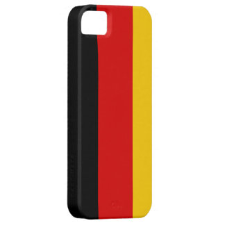 Bandera de la casamata ID™ del iPhone 5 de Funda Para iPhone 5 Barely There
