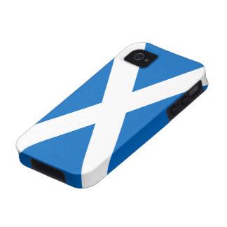 Bandera de la casamata Tough™ del iPhone 4 de Esco Case-Mate iPhone 4 Carcasa