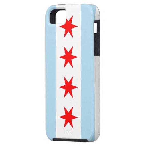 Bandera de la casamata Tough™ del iPhone 5 de Chic iPhone 5 Case-Mate Coberturas