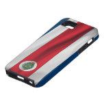 Bandera de la casamata Tough™ del iPhone 5 de Cost iPhone 5 Funda