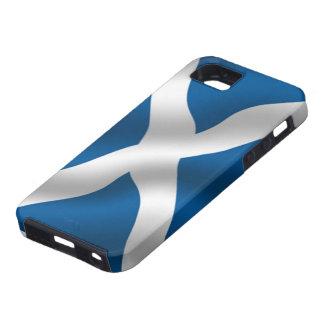 Bandera de la casamata Tough™ del iPhone 5 de Esco iPhone 5 Case-Mate Protectores