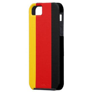 Bandera de la casamata Tough™ del iPhone 5 de iPhone 5 Funda