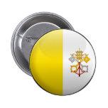 Bandera de la Ciudad del Vaticano Pin