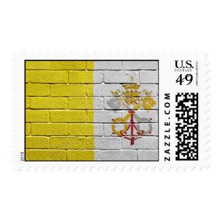 Bandera de la Ciudad del Vaticano Sellos