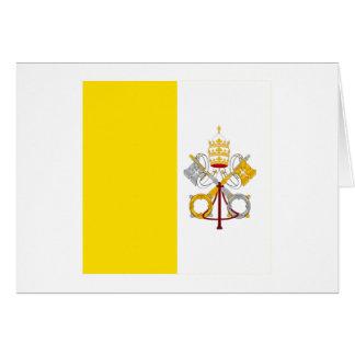 Bandera de la Ciudad del Vaticano Felicitaciones