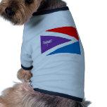 Bandera de la COMIDA Camisa De Perrito
