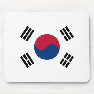 Bandera de la Corea del Sur Alfombrilla De Raton