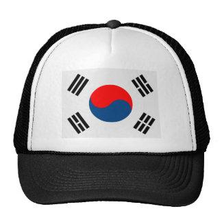 Bandera de la Corea del Sur Gorros