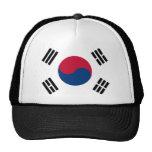 Bandera de la Corea del Sur Gorra