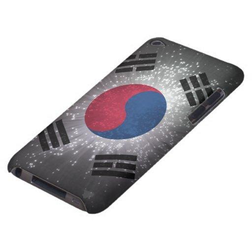 Bandera de la Corea del Sur iPod Touch Protector
