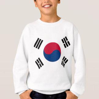 Bandera de la Corea del Sur Sudadera