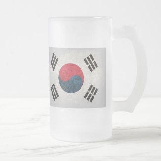 Bandera de la Corea del Sur; Taza