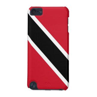 Bandera de la cubierta de Trinidad IPod Funda Para iPod Touch 5G