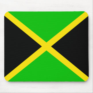 Bandera de la estera del ratón de Jamaica Mouse Pad