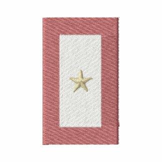 Bandera de la estrella del oro (perdida amada)