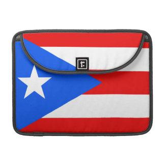Bandera de la favorable manga de la aleta de fundas para macbooks
