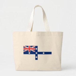 Bandera de la federación (Australia 1831) Bolsa Tela Grande