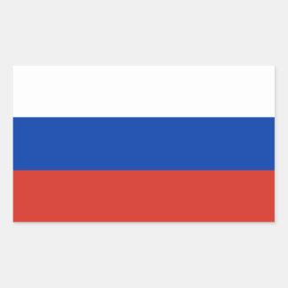 Bandera de la Federación Rusa Rectangular Altavoces