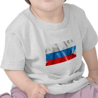 Bandera de la Federación Rusa Camiseta
