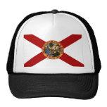 Bandera de la Florida Gorros