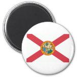 Bandera de la Florida Imán