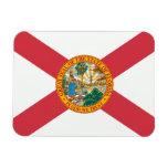Bandera de la Florida Imán Flexible