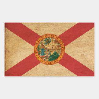 Bandera de la Florida Rectangular Altavoz