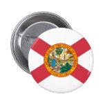 Bandera de la Florida Pin