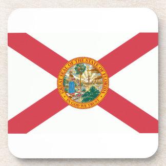 Bandera de la Florida Posavasos