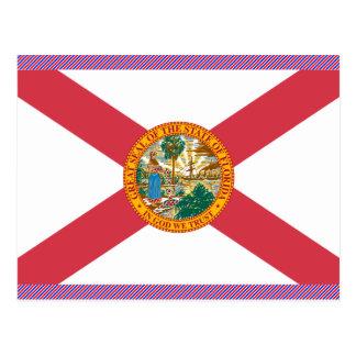 Bandera de la Florida Postales