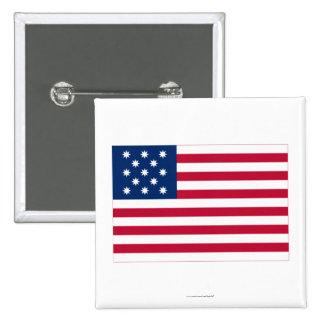 Bandera de la fragata Alliance Pins