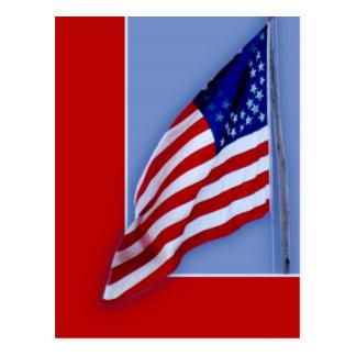 Bandera de la guerra civil postal
