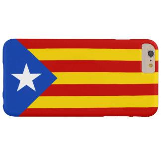 Bandera de la independencia de Catalunya Funda De iPhone 6 Plus Barely There