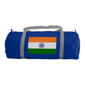 Bandera de la India Bolsa De Deporte