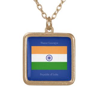 Bandera de la India Colgantes
