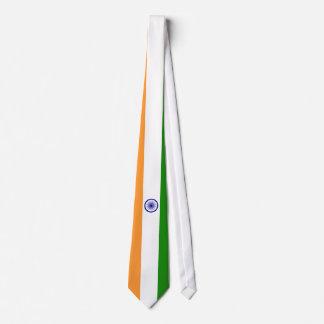 Bandera de la India Corbatas Personalizadas