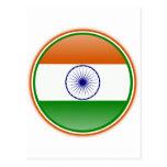 Bandera de la India Postal