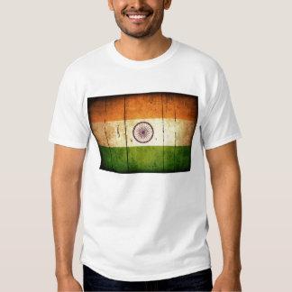 Bandera de la India Remeras