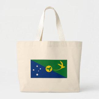 Bandera de la Isla de Navidad de Australia Bolsas