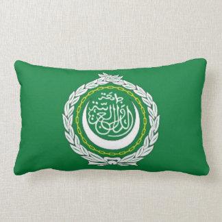 Bandera de la liga árabe cojines